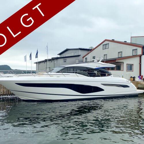 Princess V60 (2020) V60063 | Princess Yachts Sweden Denmark